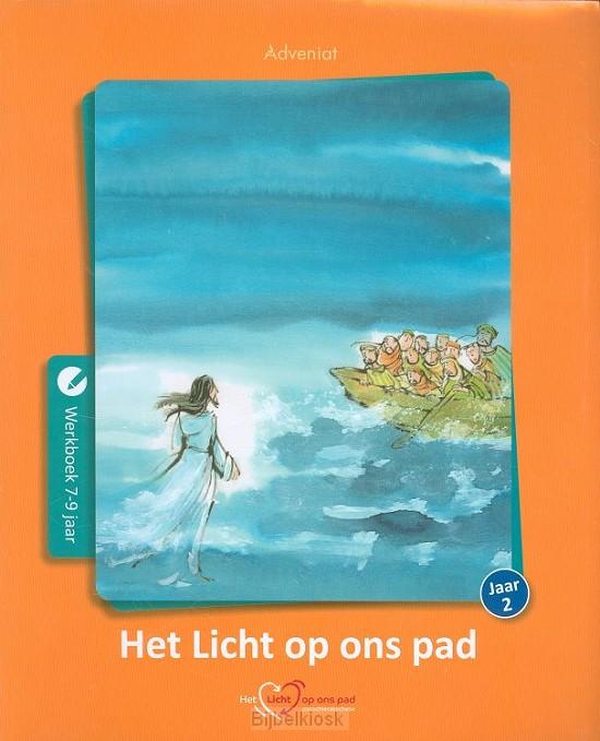 Licht op ons pad werkboek 7-9 jaar
