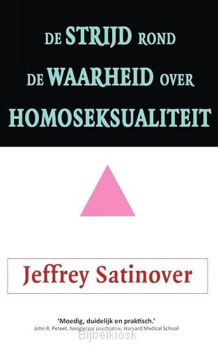 De strijd rond de waarheid over homoseks