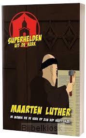 Maarten Luther boek & DVD