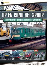 *Op en rond het spoor - Verzamelbox