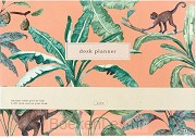 &INK Deskplanner - Jungle - Weekplanner