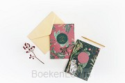 &INK Kerstkaarten - 10 Stuks - Met Envelop