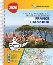 *ATLAS MICHELIN FRANCE 2020