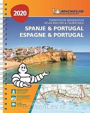 *ATLAS MICHELIN SPANJE & PORTUGAL 2020
