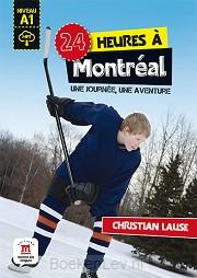 24 heures à Montréal + MP3 - A1