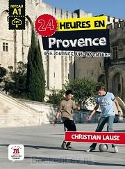 24 heures en Provence + MP3 - A1