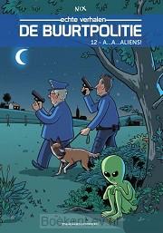 12 A...a...aliens!