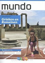 1 vmbo-kgt (t/H) Grieken en Romeinen / Mundo boek 1 vmbo-kgt thema 3 / leerwerkboek