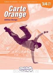 3/4 vmbo / Carte Orange / Cahier d'activites