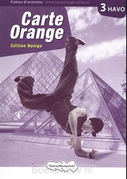 3 Havo / Carte Orange / Cahier d`activités