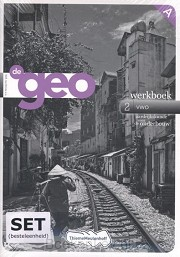 2 vwo / De Geo 2 / Combipakket werkboek