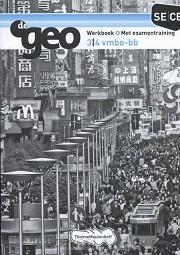3/4 vmbo-bb / De Geo / Werkboek