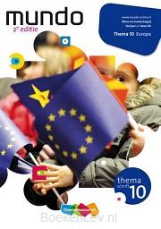 10 Europa leerjaar 2 lwoo/bk / Mundo / Themaschrift