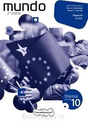 10 Europa leerjaar 2 vmbo-kgt / Mundo / Themaschrift