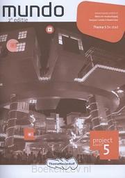 1 vmbo-t/havo/vwo / Mundo / Projectschrift 5 De stad