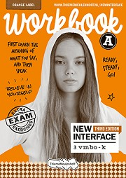 3 vmbo-k / New Interface / Werkboek + totaallicentie