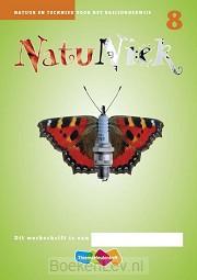 8 / Natuniek (set a 5 ex) / werkschrift