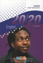 20/20 English handboek sector techniek / N3-4