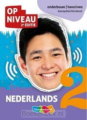2 onderbouw havo/vwo / Nederlands / Leeropdrachtenboek