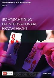 (Echt)scheiding en internationaal privaatrecht