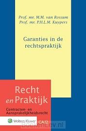 Garanties in de rechtspraktijk