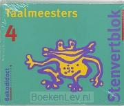 4 / Taalmeesters set 5 ex / Leerlingenboek
