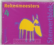 4 / Rekenmeesters set 5 ex / Leerlingenboek