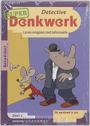 1 / Super Detective Denkwerk set 5 ex / Werkboek