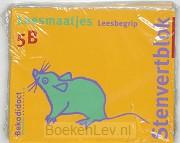 5B Groep 5 Begrijpend lezen / Stenvert Leesmaatjes 5 ex / Werkboek