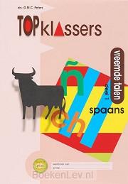 1 Spaans / Topklassers, vreemde talen set 5 ex / Werkboek