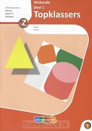 1 Groep 7-8 / Topklassers wiskunde set 5 ex / Werkboek
