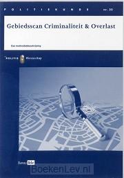 Gebiedsscan Criminaliteit & Overlast