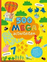 500 Mega activiteiten