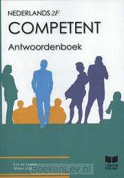 2F / Competent Nederlands 2F / Antwoordenboek