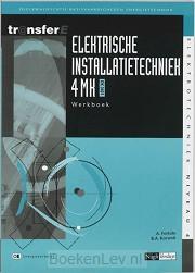 4MK-DK3401 / Elektrische installatietechniek / Werkboek