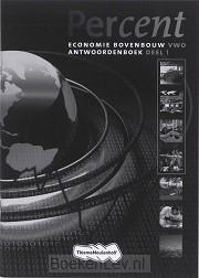 1 antwoordenboek / Percent Economie / economie bovenbouw vwo