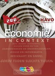 1 Havo / Economie in Context / Informatieboek
