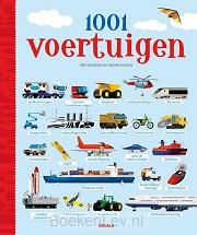 1001 voertuigen