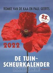 Tuinscheurkalender / 2022