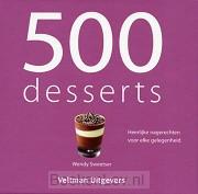 500 Desserts