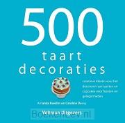 500 taartdecoraties