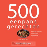 500 eenpansgerechten