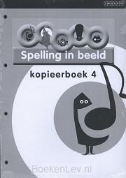 4a / Spelling in beeld / Kopieerboek 4