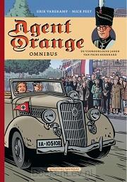 Agent Orange Omnibus / Bevat: De jonge jaren van prins Bernhard - Het huwelijk van prins Bernhard