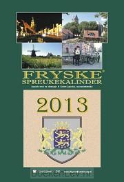 Fryske spreukekalinder / 2013