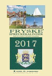 Fryske spreukekalinder / 2017