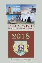 Fryske spreukekalinder 2018