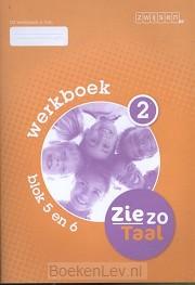2 blok 5 en 6 / Ziezo taal / werkboekje