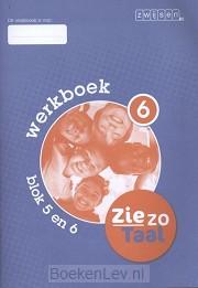 6 blok 5 en 6 / Ziezo taal / Werkboek