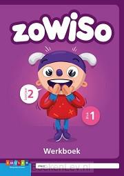 2 blok 1 / Zowiso / Werkboek